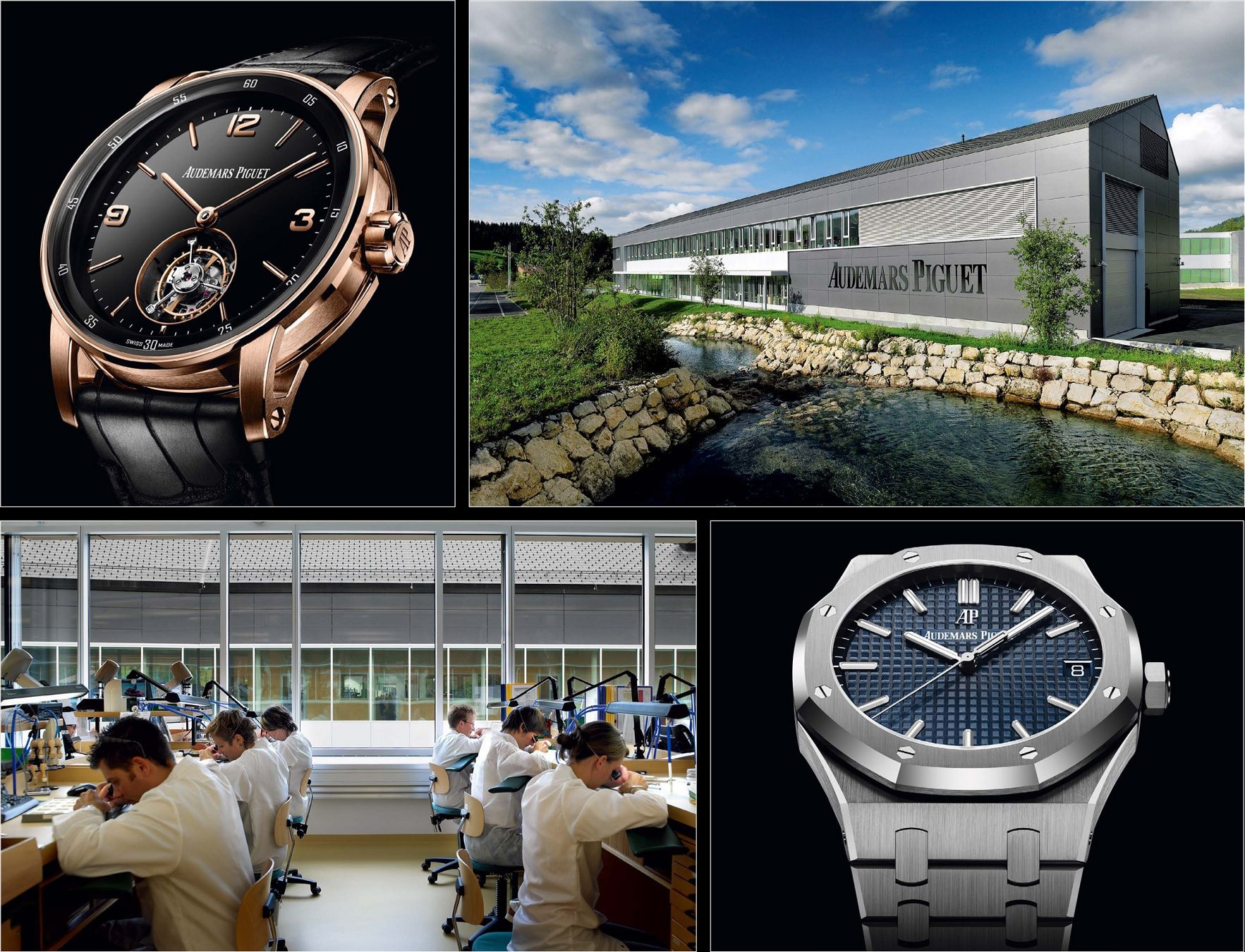 AUDEMARS PIGUET Le Brassus 2019 - watch