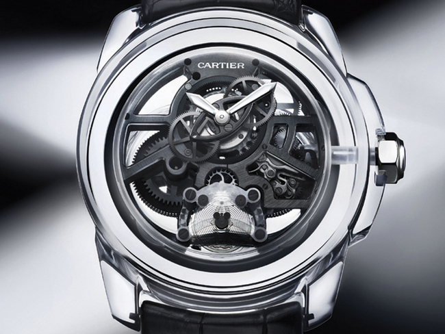 CARTIER ID Two  再次撼动表坛视野