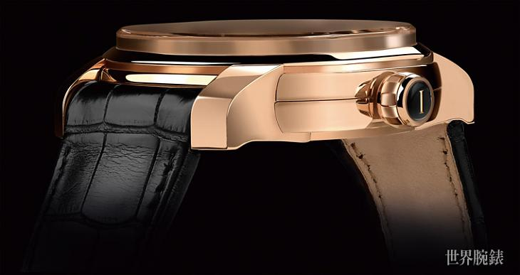 腕表表镜类型