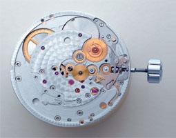 分析轮系的传动模式 走时轮系的结构与种类