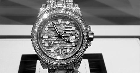 鑽錶的保養收藏