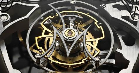 最大的腕錶陀飛輪