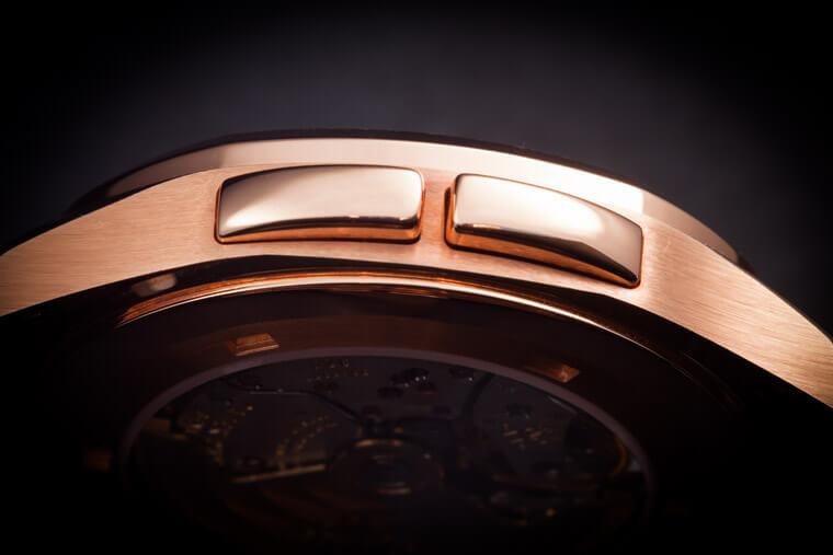 百达翡丽Aquanaut 5164两地时间手表展现高级运动表