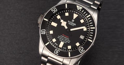 Pelagos LHD是帝舵幫左撇子或慣用右手戴錶人士打造的潛水錶