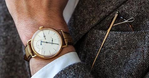 [錶搭] BELL & ROSS 的華貴古典美