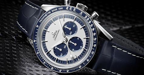 登月錶的時尚衣裝 歐米茄超霸 CK2998限量版