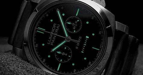 腕錶夜光種類知多少