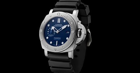 全新創舉 沛納海Luminor Submersible 1950 BMG-TECH™3天自動錶