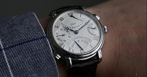[錶友分享]艾美錶的獨特 設計總監最懂!