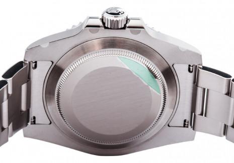 勞力士蠔式手錶為何不做透明底蓋?