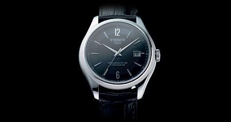紳士必備的機械錶 TISSOT Ballade Powermatic