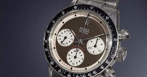 這10只錶,創下2016拍賣紀錄!