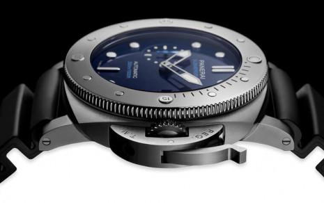 解碼沛納海BMG-TECH™錶殼技術