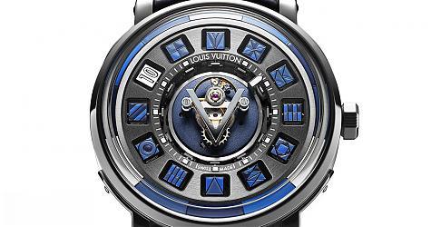 翻出時間新價值!LV Escale Spin Time陀飛輪腕錶