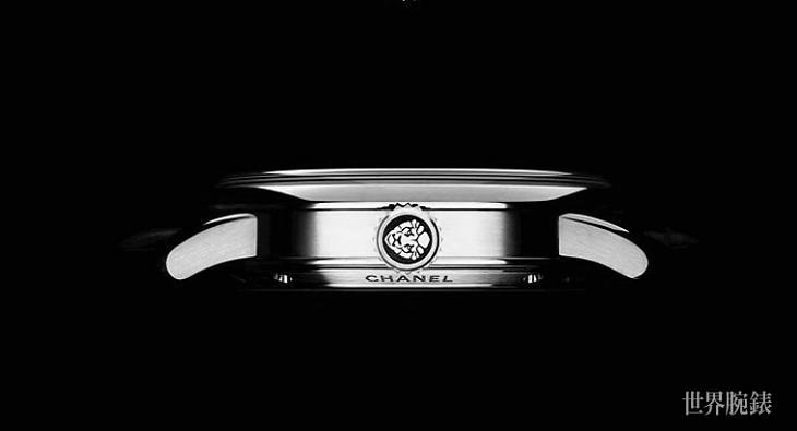 黑色时尚进化 香奈儿Monsieur de Chanel腕表