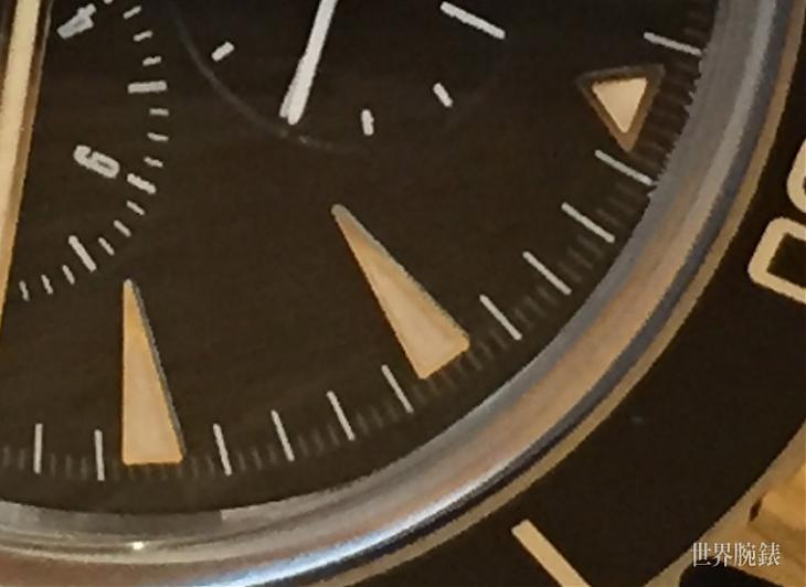 历史遗产的新面貌 积家Deep Sea Vintage Chronograph C