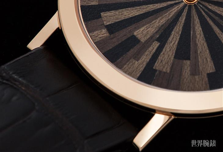 值得细细玩味的工艺细节 伯爵Altiplano腕表