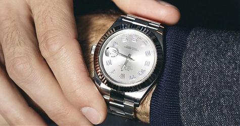 [名人戴錶]網壇費天王最愛的一只勞力士