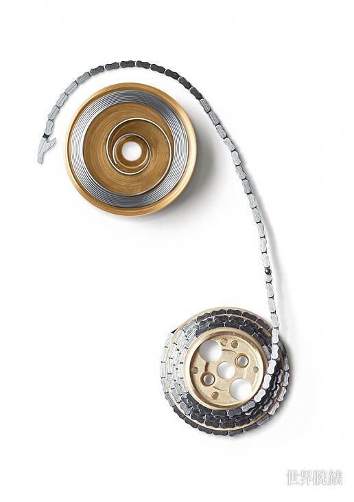 最复杂的小叁针 朗格Richard Lange Pour le Mérite