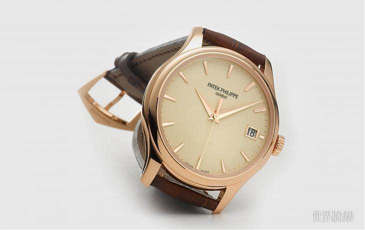 [錶王名作]永恆的仕紳風流——百達翡麗 Calatrava的包浩斯風格之美