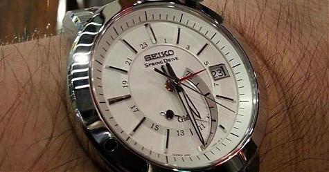 [錶友分享]SEIKO玩錶家的一錶入魂 : SNR007