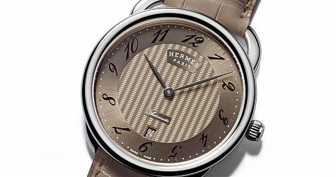 戴的是品味!愛馬仕Arceau TGM腕錶