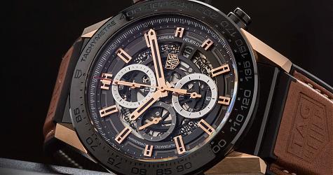 直指千禧世代的戴錶品味 TAG HEUER Carrera Calibre Heuer01