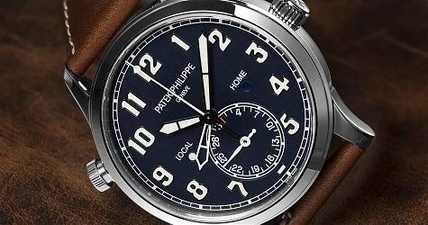 [錶王名作]劃破長空 王者豪情——飛行錶的奇襲震撼Ref. 5524G