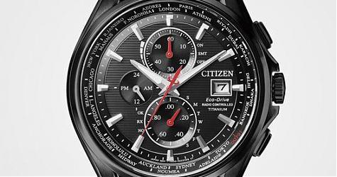 登台20週年献礼 CITIZEN 光动能腕表