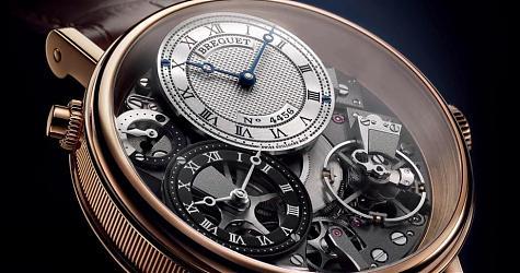 鐘錶的文藝復興 BREGUET Tradition系列(二)