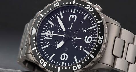 硬漢本格的飛行時計 SINN 757