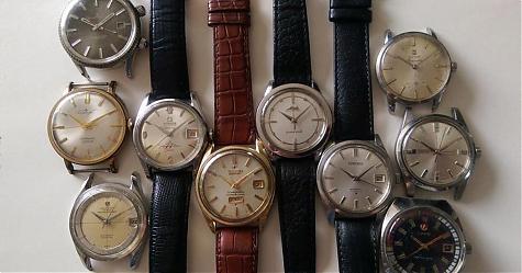[專家聊錶]曾士昕:1970年代老錶小集合