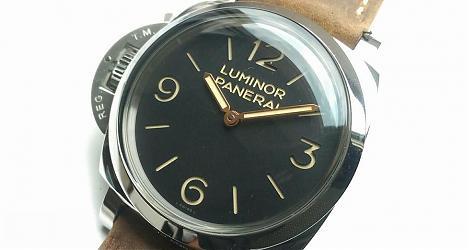 [專家聊錶]曾士昕:新錶入荷——沛納海 557