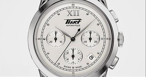 人見人愛復古風 天梭Heritage 1948計時碼錶