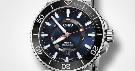 珊瑚保育真的很重要 ORIS Staghorn Restoration限量錶