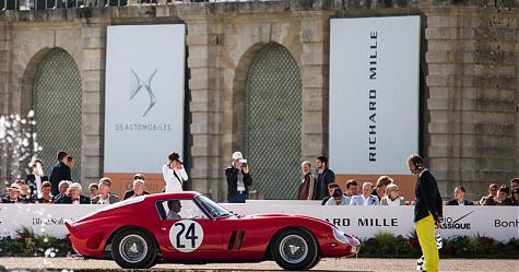 凝聚RICHARD MILLE美學風情 「藝術與雅致」古董車大展