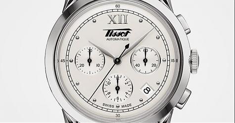 跨越時間的距離 天梭Heritage 1948計時碼錶