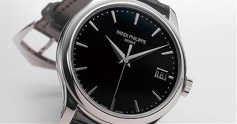 錶王家的氣質小生 百達翡麗5227G