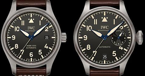 更平易近人的復古風 飛行員腕錶Heritage系列
