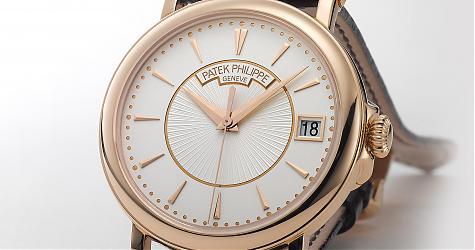 傳承軍官腕錶的典故 百達翡麗 Calatrava Ref. 5153R