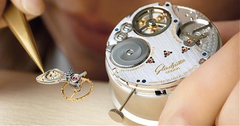 德國製錶血統的傳承者 格拉蘇蒂 原創的百年工藝