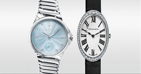 都會風鑽錶  Tiffany Metro vs Cocktail