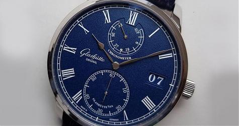 專家聊錶 曾士昕:天下無雙分秒雙歸位——格拉蘇蒂原創 分秒雙歸位天文台腕錶