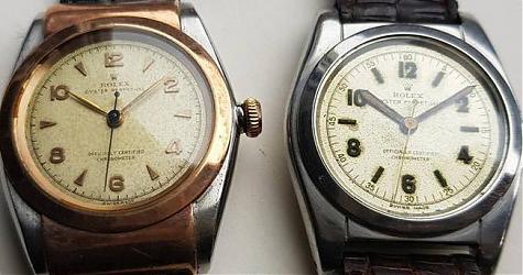 專家聊錶-曾士昕:風靡一時的小饅頭——勞力士首款自動錶