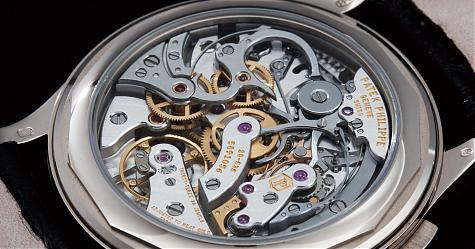 計時機芯自製新章 百達翡麗CH 29-535 PS機芯