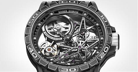 賽車與賽道激盪的速度火花 羅杰杜彼Excalibur Spider Pirelli