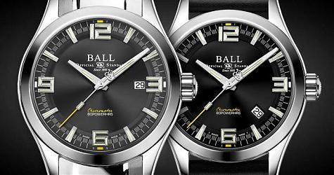 自製機芯來真的 BALL WATCH Engineer M Challenger