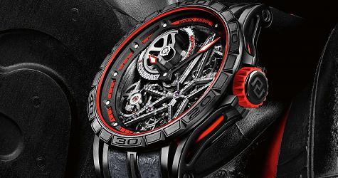 看完大呼過癮 ROGER DUBUIS最強錶款襲台