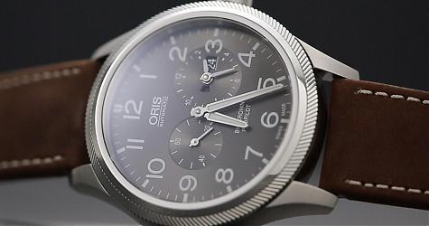 賞錶-少見又好用的快調創意 ORIS Big Crown ProPilot世界時區錶