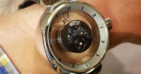 專家聊錶-曾士昕:地表最牛的神祕錶——路易威登神祕錶